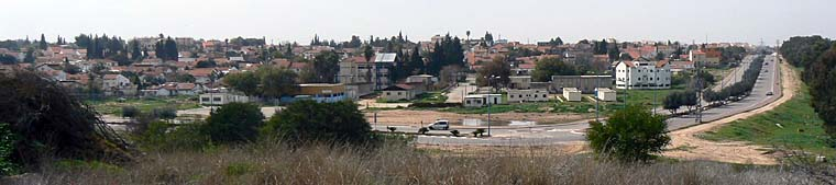 Sderot neighborhood